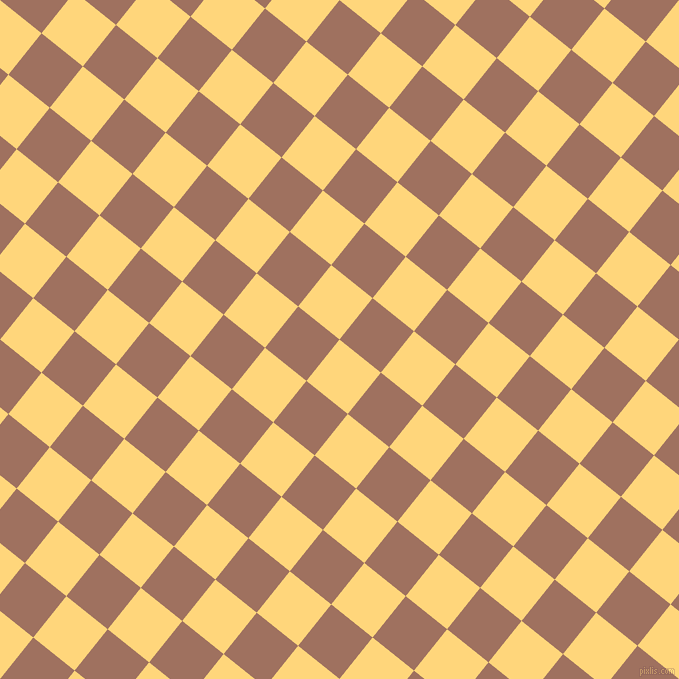 51/141 degree angle diagonal checkered chequered squares checker pattern checkers background, 53 pixel squares size, , Salomie and Toast checkers chequered checkered squares seamless tileable