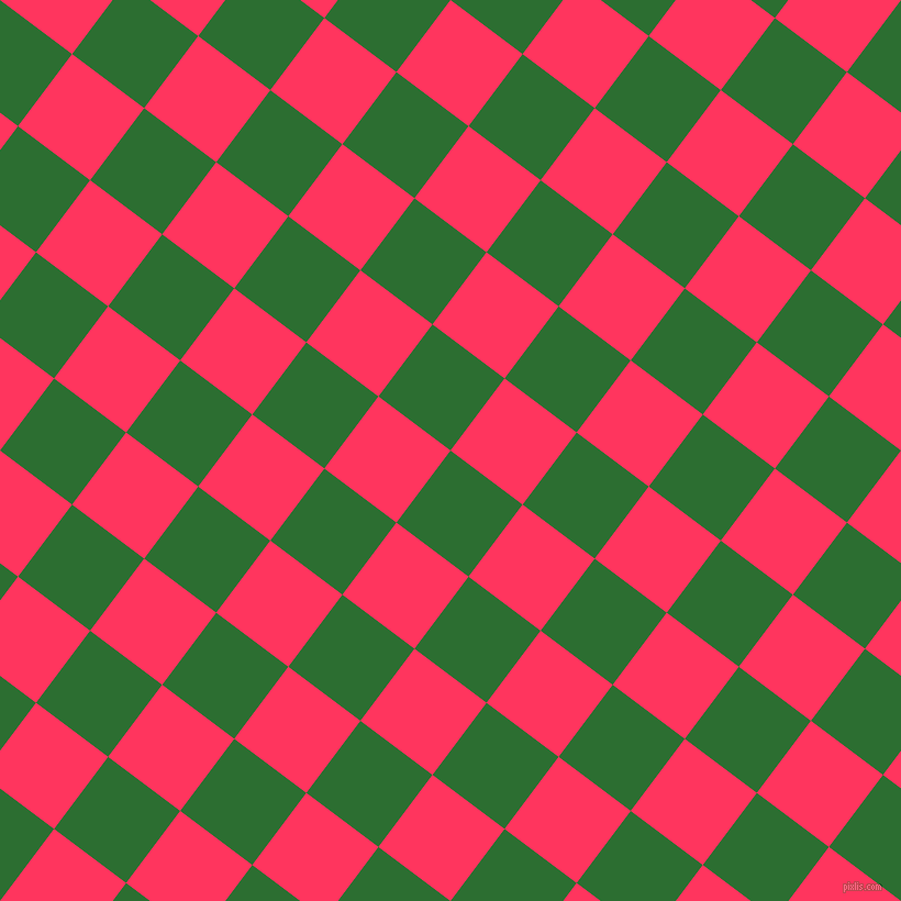 53/143 degree angle diagonal checkered chequered squares checker pattern checkers background, 82 pixel squares size, , San Felix and Radical Red checkers chequered checkered squares seamless tileable