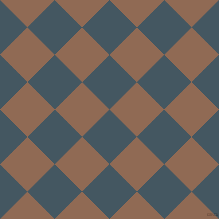45/135 degree angle diagonal checkered chequered squares checker pattern checkers background, 126 pixel square size, , San Juan and Leather checkers chequered checkered squares seamless tileable