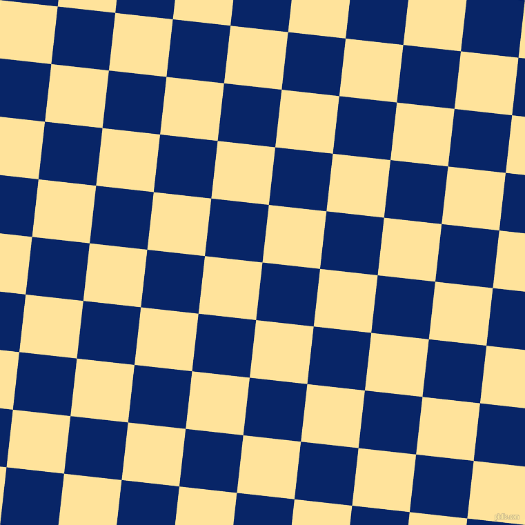 84/174 degree angle diagonal checkered chequered squares checker pattern checkers background, 84 pixel square size, , Sapphire and Cream Brulee checkers chequered checkered squares seamless tileable