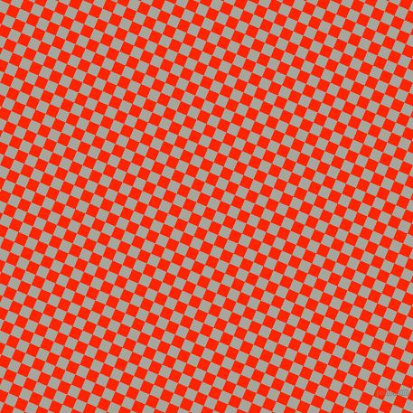 67/157 degree angle diagonal checkered chequered squares checker pattern checkers background, 12 pixel square size, , Scarlet and Foggy Grey checkers chequered checkered squares seamless tileable