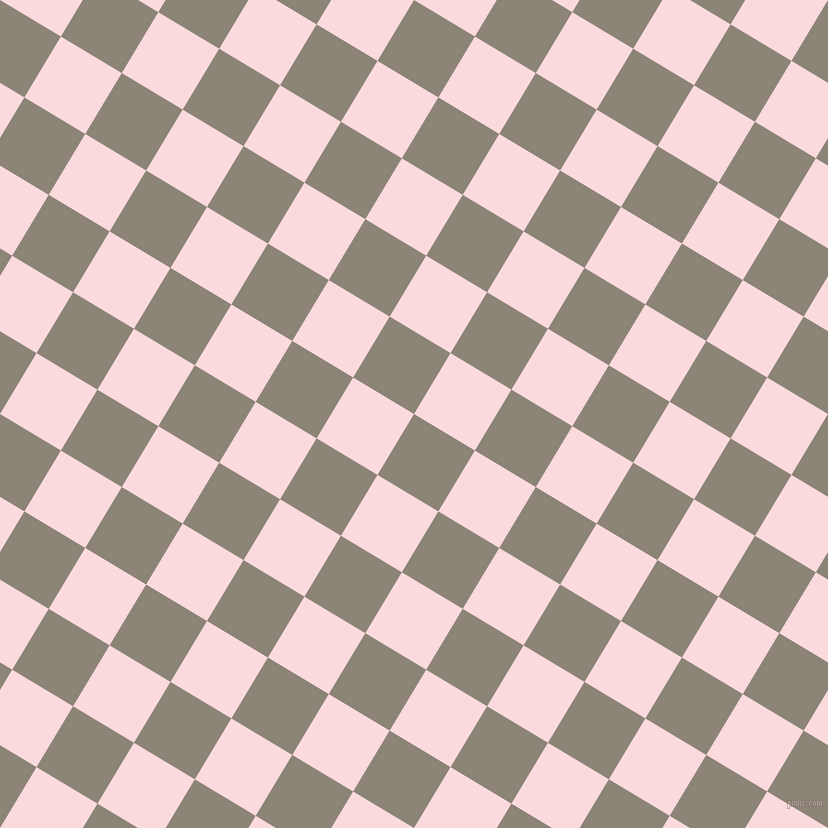 59/149 degree angle diagonal checkered chequered squares checker pattern checkers background, 71 pixel square size, , Schooner and Pale Pink checkers chequered checkered squares seamless tileable