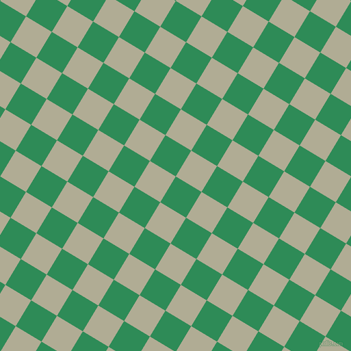 59/149 degree angle diagonal checkered chequered squares checker pattern checkers background, 44 pixel squares size, , Sea Green and Eagle checkers chequered checkered squares seamless tileable