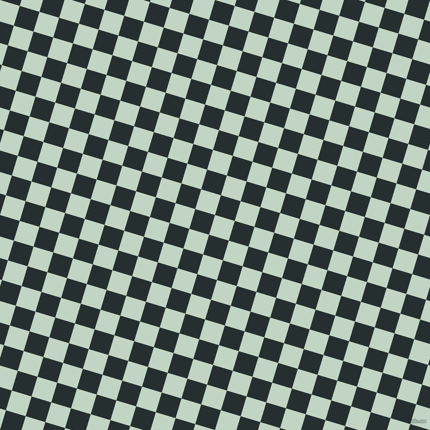 73/163 degree angle diagonal checkered chequered squares checker pattern checkers background, 42 pixel squares size, , Sea Mist and Swamp checkers chequered checkered squares seamless tileable