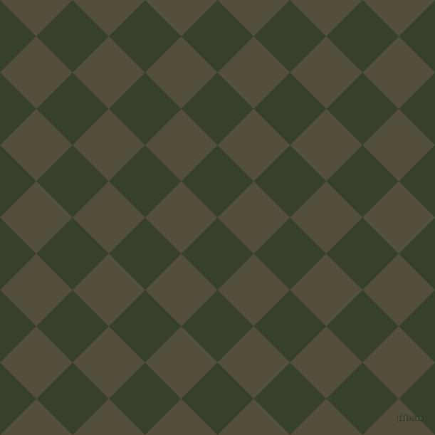 45/135 degree angle diagonal checkered chequered squares checker pattern checkers background, 72 pixel squares size, , Seaweed and Panda checkers chequered checkered squares seamless tileable