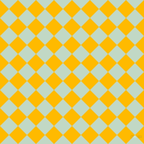45/135 degree angle diagonal checkered chequered squares checker pattern checkers background, 41 pixel square size, , Selective Yellow and Edgewater checkers chequered checkered squares seamless tileable
