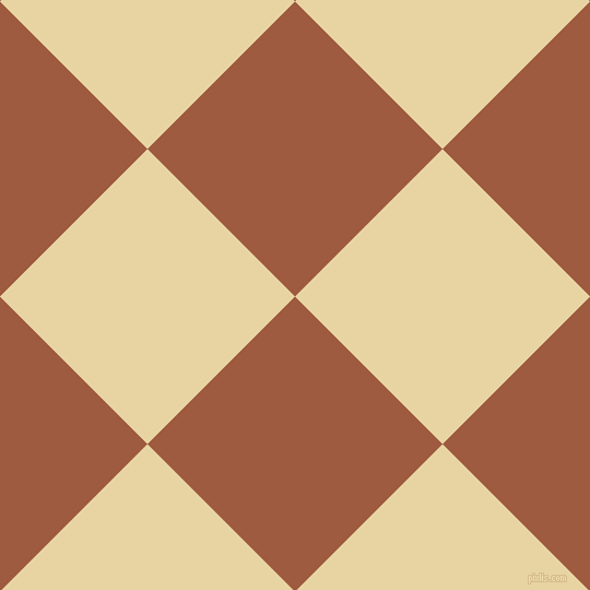 45/135 degree angle diagonal checkered chequered squares checker pattern checkers background, 191 pixel square size, , Sepia and Hampton checkers chequered checkered squares seamless tileable