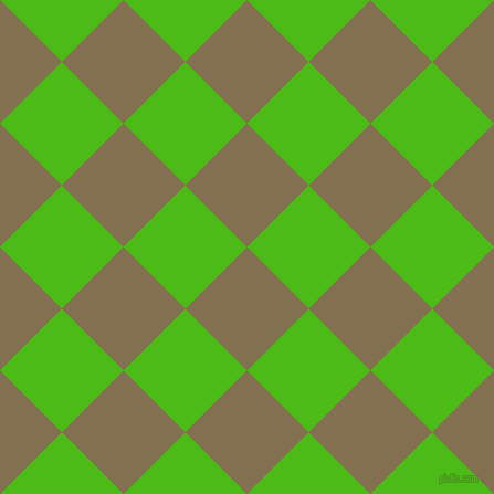 45/135 degree angle diagonal checkered chequered squares checker pattern checkers background, 79 pixel square size, , Shadow and Kelly Green checkers chequered checkered squares seamless tileable