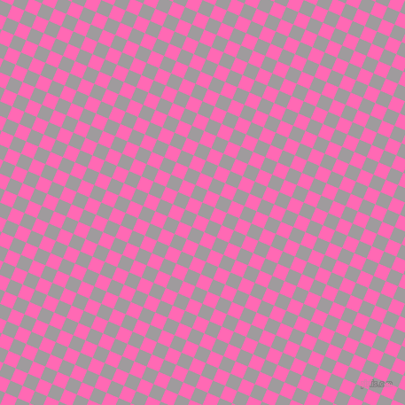 67/157 degree angle diagonal checkered chequered squares checker pattern checkers background, 15 pixel square size, , Shady Lady and Hot Pink checkers chequered checkered squares seamless tileable