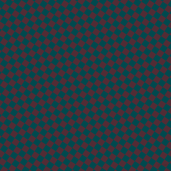 56/146 degree angle diagonal checkered chequered squares checker pattern checkers background, 20 pixel square size, , Sherpa Blue and Wine Berry checkers chequered checkered squares seamless tileable