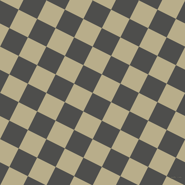 63/153 degree angle diagonal checkered chequered squares checker pattern checkers background, 69 pixel square size, , Ship Grey and Chino checkers chequered checkered squares seamless tileable