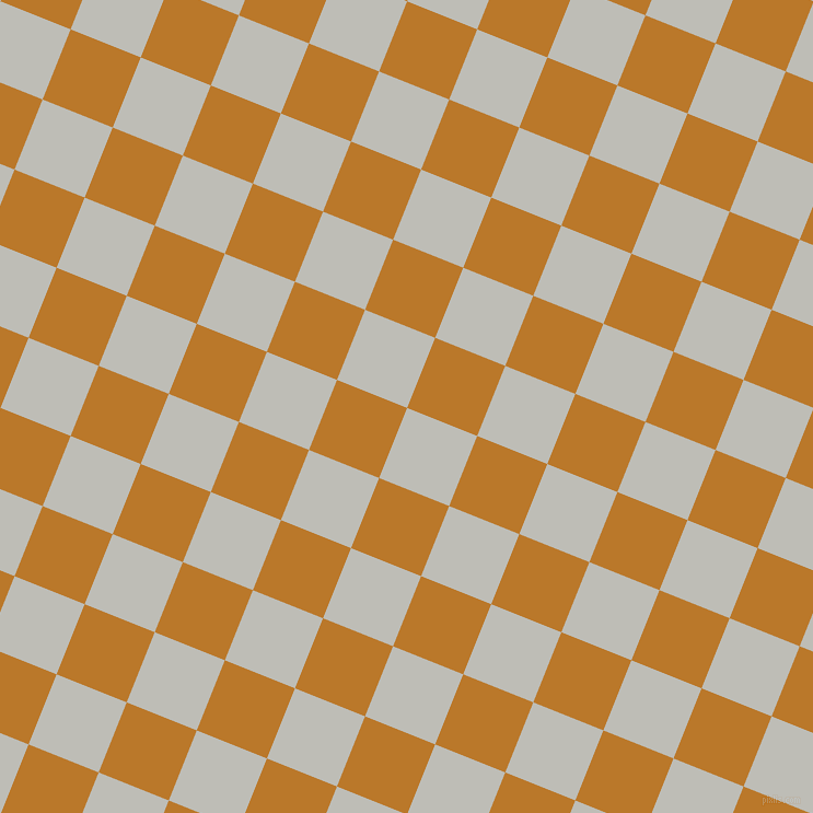 68/158 degree angle diagonal checkered chequered squares checker pattern checkers background, 69 pixel square size, , Silver Sand and Pirate Gold checkers chequered checkered squares seamless tileable