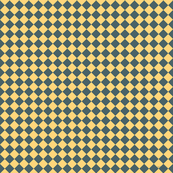 45/135 degree angle diagonal checkered chequered squares checker pattern checkers background, 22 pixel squares size, , Smalt Blue and Salomie checkers chequered checkered squares seamless tileable
