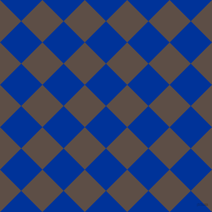 45/135 degree angle diagonal checkered chequered squares checker pattern checkers background, 97 pixel square size, , Smalt and Saddle checkers chequered checkered squares seamless tileable