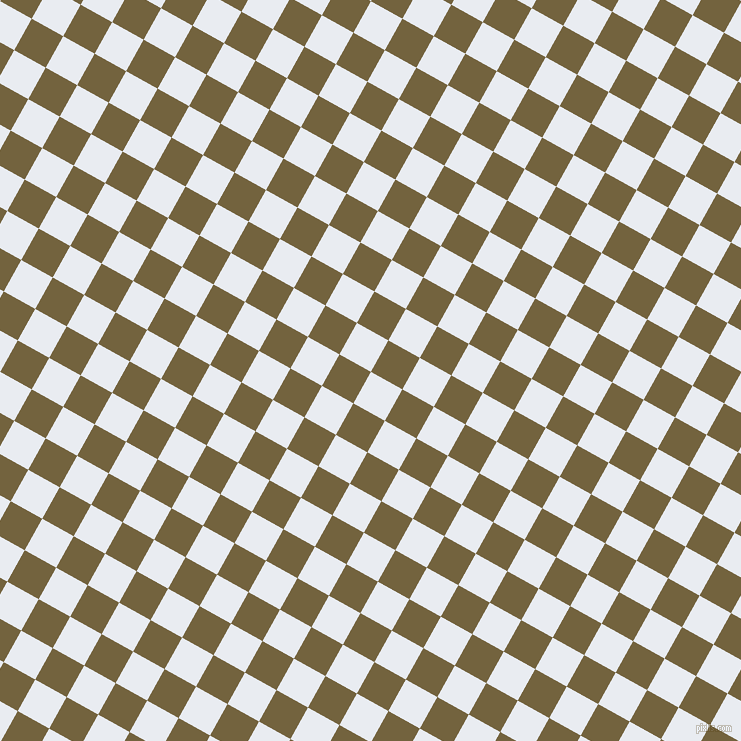 61/151 degree angle diagonal checkered chequered squares checker pattern checkers background, 36 pixel square size, , Solitude and Yellow Metal checkers chequered checkered squares seamless tileable