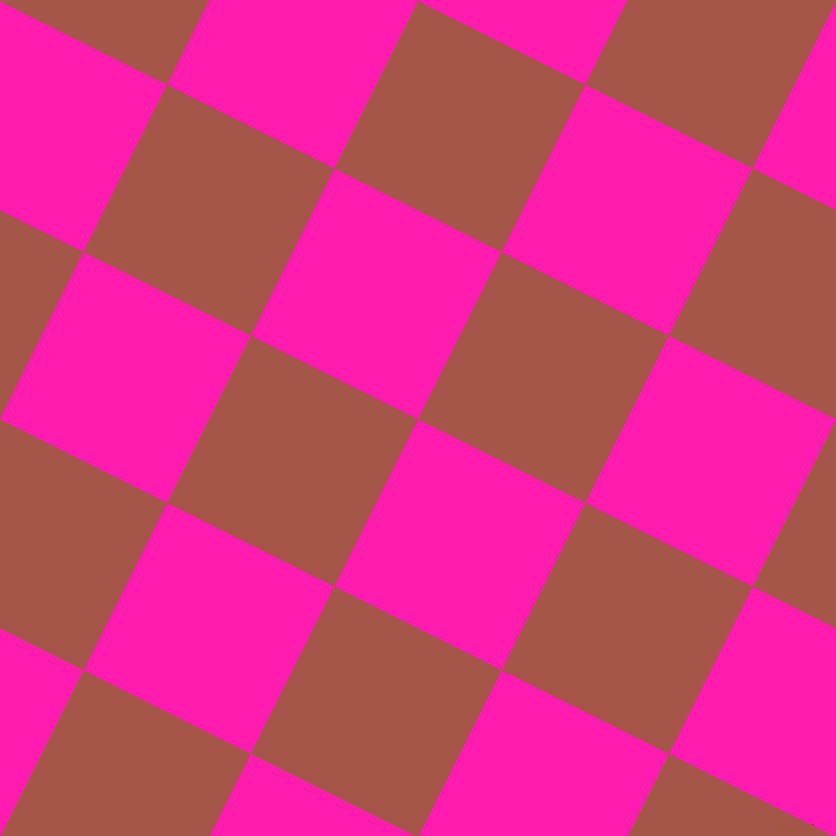 63/153 degree angle diagonal checkered chequered squares checker pattern checkers background, 187 pixel squares size, , Spicy Pink and Crail checkers chequered checkered squares seamless tileable