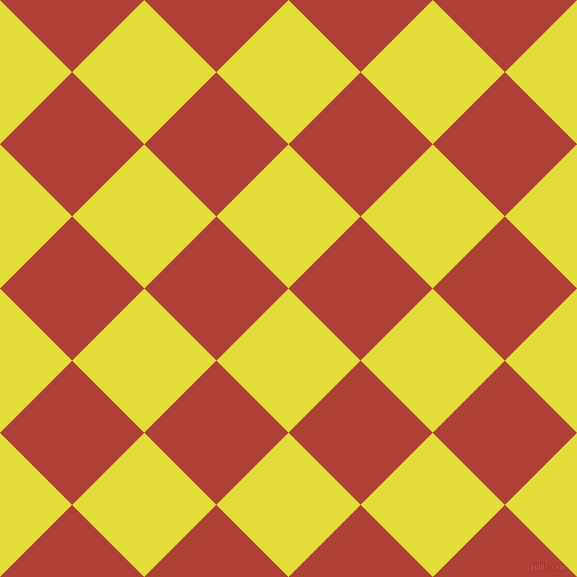 45/135 degree angle diagonal checkered chequered squares checker pattern checkers background, 102 pixel square size, , Starship and Medium Carmine checkers chequered checkered squares seamless tileable