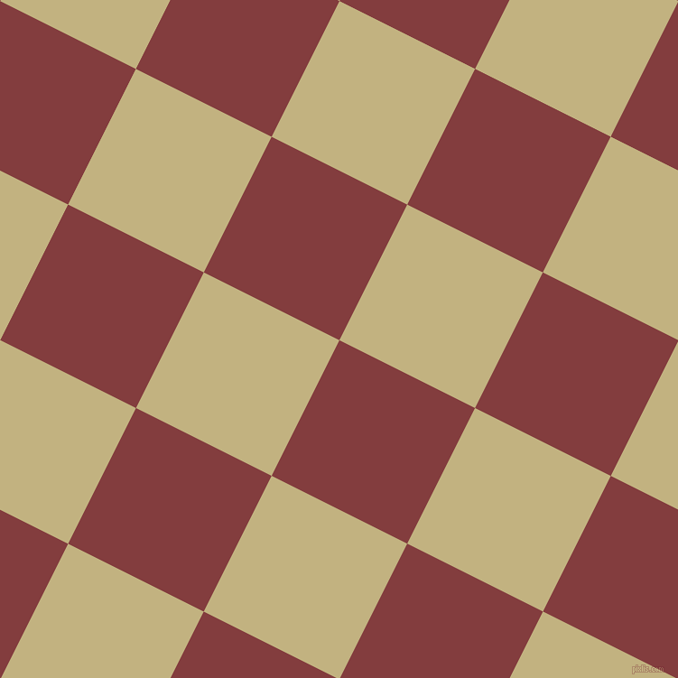 63/153 degree angle diagonal checkered chequered squares checker pattern checkers background, 168 pixel square size, , Stiletto and Ecru checkers chequered checkered squares seamless tileable