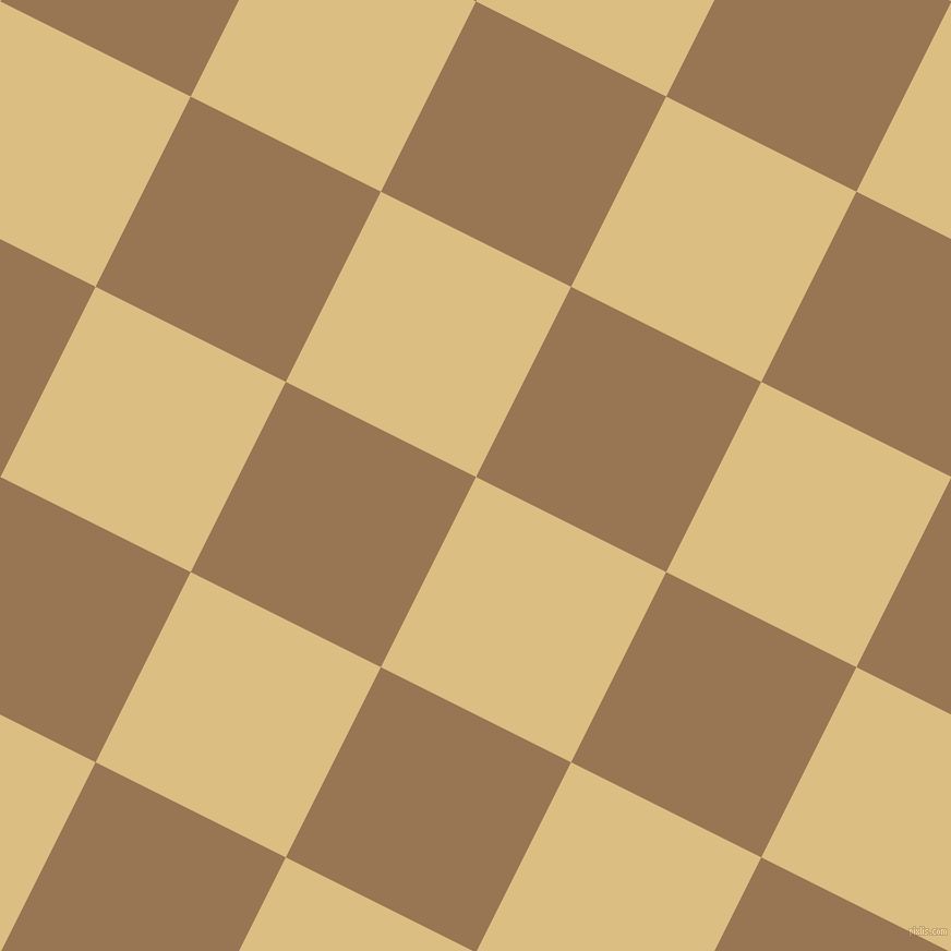 63/153 degree angle diagonal checkered chequered squares checker pattern checkers background, 195 pixel squares size, , Straw and Pale Brown checkers chequered checkered squares seamless tileable