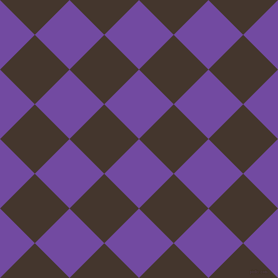45/135 degree angle diagonal checkered chequered squares checker pattern checkers background, 97 pixel square size, , Studio and Tobago checkers chequered checkered squares seamless tileable