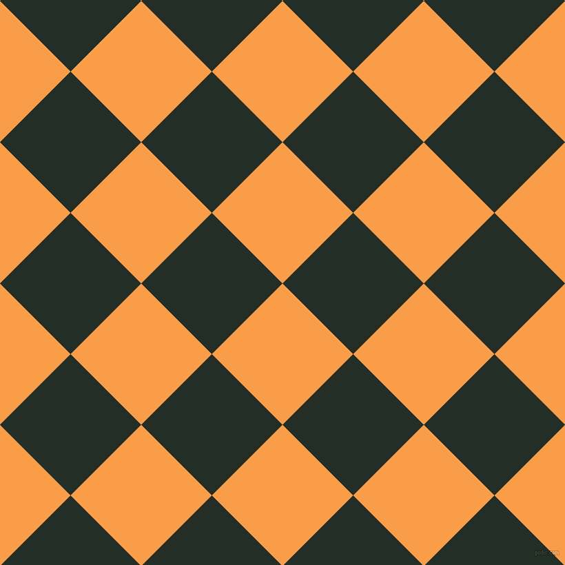 45/135 degree angle diagonal checkered chequered squares checker pattern checkers background, 145 pixel square size, , Sunshade and Black Bean checkers chequered checkered squares seamless tileable