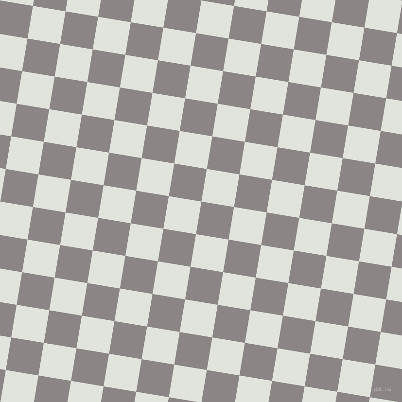 81/171 degree angle diagonal checkered chequered squares checker pattern checkers background, 68 pixel squares size, , Suva Grey and Catskill White checkers chequered checkered squares seamless tileable