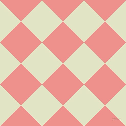 45/135 degree angle diagonal checkered chequered squares checker pattern checkers background, 116 pixel squares size, , Sweet Pink and Frost checkers chequered checkered squares seamless tileable