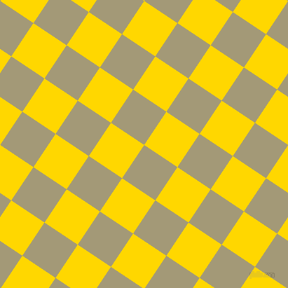 56/146 degree angle diagonal checkered chequered squares checker pattern checkers background, 57 pixel squares size, , Tallow and Gold checkers chequered checkered squares seamless tileable