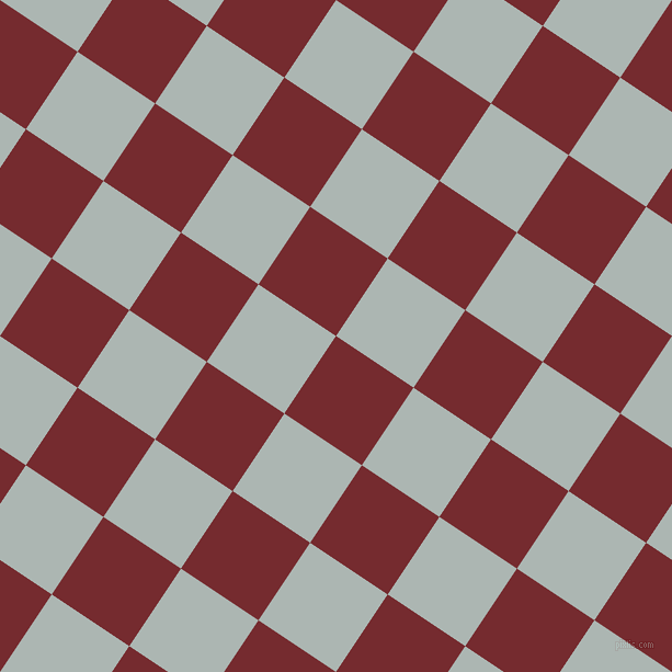 56/146 degree angle diagonal checkered chequered squares checker pattern checkers background, 85 pixel square size, , Tamarillo and Periglacial Blue checkers chequered checkered squares seamless tileable