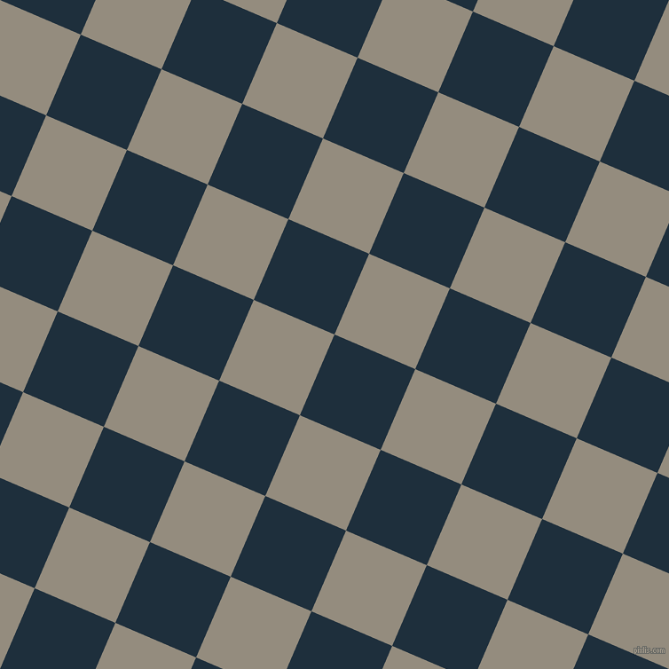 67/157 degree angle diagonal checkered chequered squares checker pattern checkers background, 99 pixel squares size, , Tangaroa and Heathered Grey checkers chequered checkered squares seamless tileable