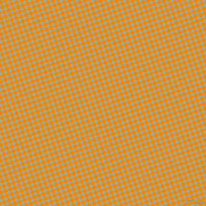 63/153 degree angle diagonal checkered chequered squares checker pattern checkers background, 7 pixel squares size, , Tangerine and Neutral Green checkers chequered checkered squares seamless tileable