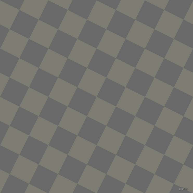 63/153 degree angle diagonal checkered chequered squares checker pattern checkers background, 83 pixel squares size, , Tapa and Dim Gray checkers chequered checkered squares seamless tileable