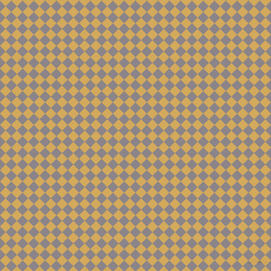 45/135 degree angle diagonal checkered chequered squares checker pattern checkers background, 16 pixel squares size, , Taupe Grey and Apache checkers chequered checkered squares seamless tileable