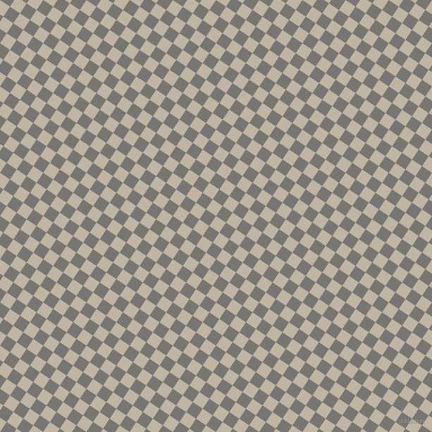 56/146 degree angle diagonal checkered chequered squares checker pattern checkers background, 17 pixel squares size, , Tea and Dove Grey checkers chequered checkered squares seamless tileable