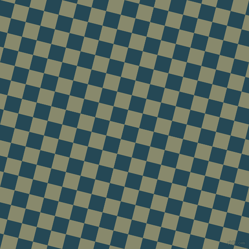76/166 degree angle diagonal checkered chequered squares checker pattern checkers background, 30 pixel squares size, , Teal Blue and Bitter checkers chequered checkered squares seamless tileable