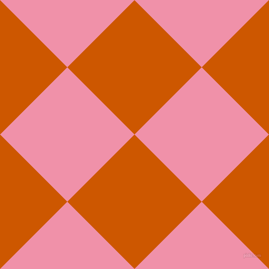 45/135 degree angle diagonal checkered chequered squares checker pattern checkers background, 189 pixel squares size, , Tenne Tawny and Mauvelous checkers chequered checkered squares seamless tileable