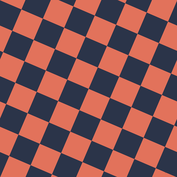 67/157 degree angle diagonal checkered chequered squares checker pattern checkers background, 90 pixel squares size, , Terra Cotta and Bunting checkers chequered checkered squares seamless tileable