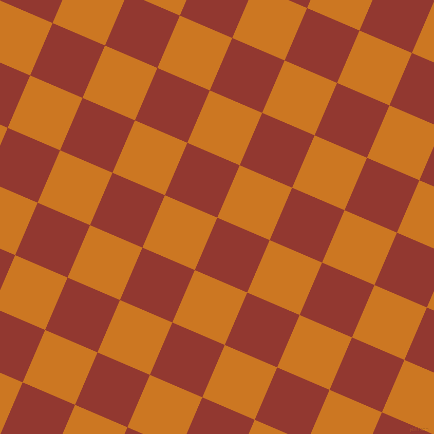 67/157 degree angle diagonal checkered chequered squares checker pattern checkers background, 111 pixel square size, , Thunderbird and Ochre checkers chequered checkered squares seamless tileable