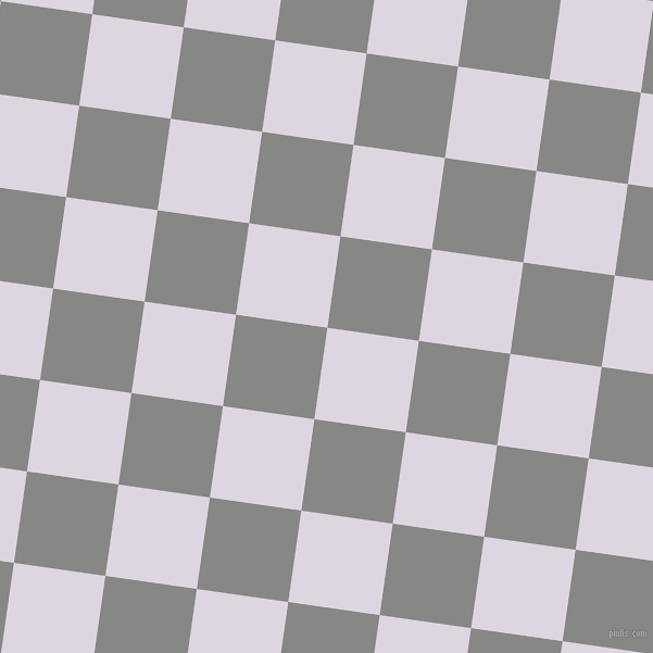 82/172 degree angle diagonal checkered chequered squares checker pattern checkers background, 85 pixel squares size, , Titan White and Jumbo checkers chequered checkered squares seamless tileable