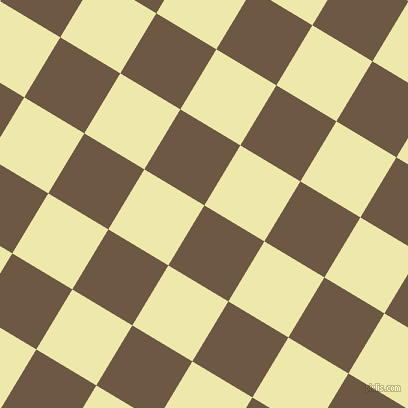 59/149 degree angle diagonal checkered chequered squares checker pattern checkers background, 70 pixel square size, , Tobacco Brown and Pale Goldenrod checkers chequered checkered squares seamless tileable