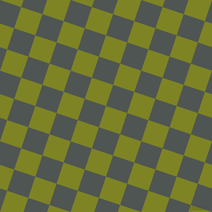 72/162 degree angle diagonal checkered chequered squares checker pattern checkers background, 45 pixel square size, , Trendy Green and Cape Cod checkers chequered checkered squares seamless tileable