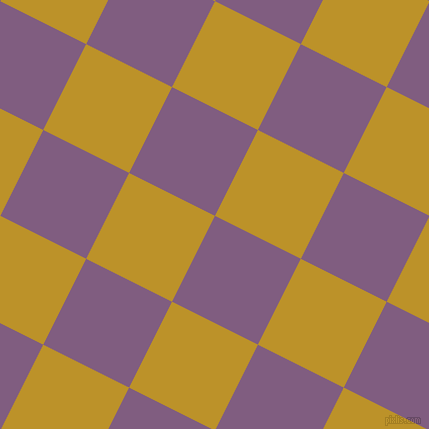 63/153 degree angle diagonal checkered chequered squares checker pattern checkers background, 96 pixel squares size, , Trendy Pink and Nugget checkers chequered checkered squares seamless tileable