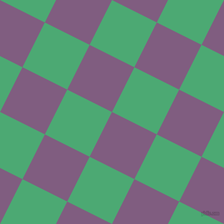 63/153 degree angle diagonal checkered chequered squares checker pattern checkers background, 99 pixel squares size, , Trendy Pink and Ocean Green checkers chequered checkered squares seamless tileable