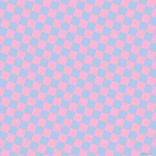 72/162 degree angle diagonal checkered chequered squares checker pattern checkers background, 33 pixel squares size, , Tropical Blue and Cotton Candy checkers chequered checkered squares seamless tileable