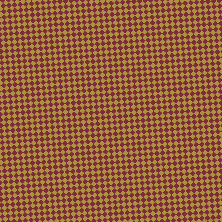 49/139 degree angle diagonal checkered chequered squares checker pattern checkers background, 13 pixel square size, , Turmeric and Paprika checkers chequered checkered squares seamless tileable