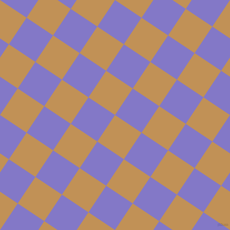 56/146 degree angle diagonal checkered chequered squares checker pattern checkers background, 108 pixel square size, , Twine and Moody Blue checkers chequered checkered squares seamless tileable