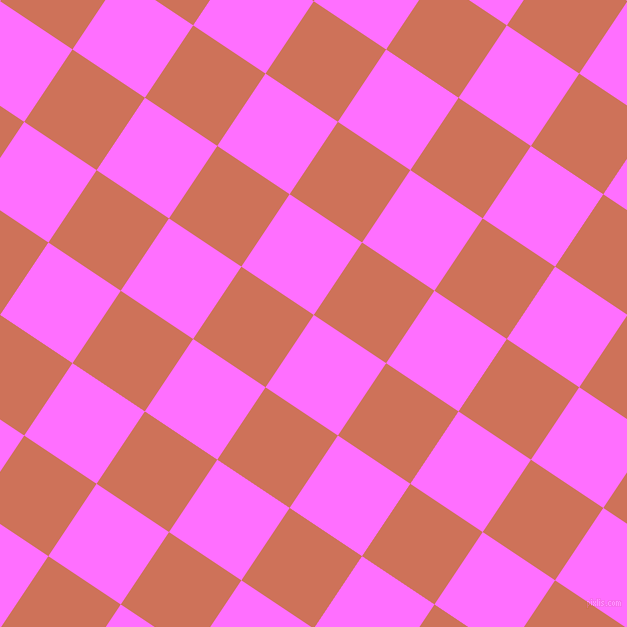56/146 degree angle diagonal checkered chequered squares checker pattern checkers background, 87 pixel square size, , Ultra Pink and Japonica checkers chequered checkered squares seamless tileable