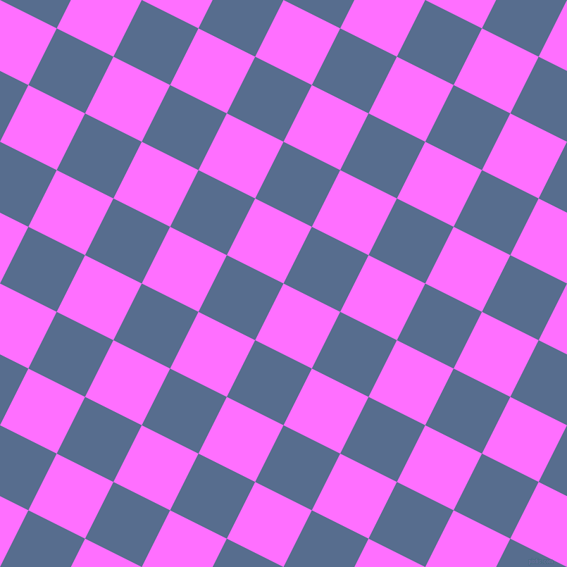 63/153 degree angle diagonal checkered chequered squares checker pattern checkers background, 90 pixel square size, , Ultra Pink and Kashmir Blue checkers chequered checkered squares seamless tileable