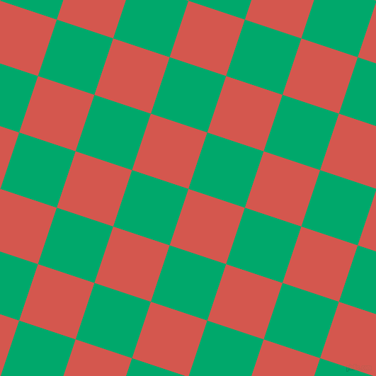 72/162 degree angle diagonal checkered chequered squares checker pattern checkers background, 84 pixel square size, , Valencia and Jade checkers chequered checkered squares seamless tileable