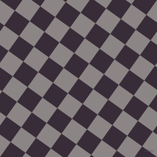 54/144 degree angle diagonal checkered chequered squares checker pattern checkers background, 63 pixel square size, , Valentino and Suva Grey checkers chequered checkered squares seamless tileable